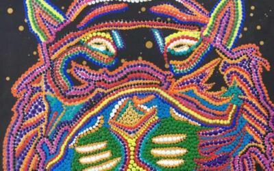 Aboriginal Tiger