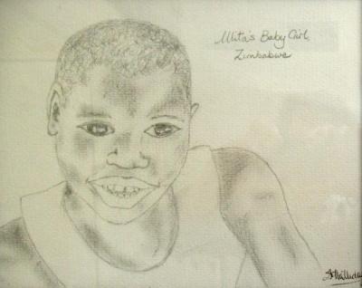 1281 Ulita's Baby Girl, Zimbabwe