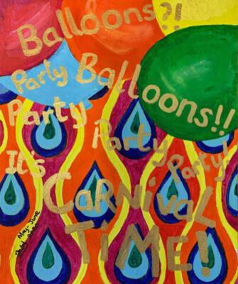 Balloons Balloons