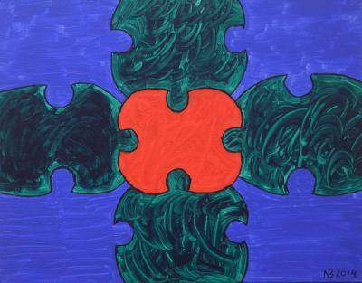 Flower Puzzle 1