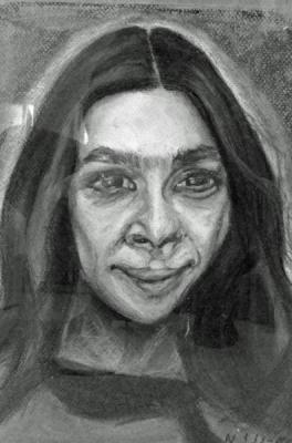 Prehistoric Mona Lisa