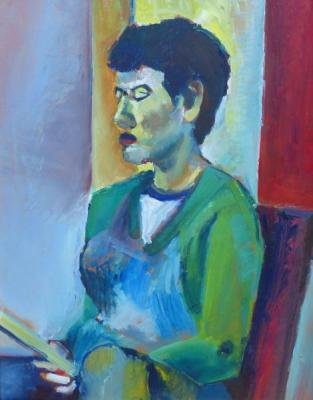 Portrait of the Reader