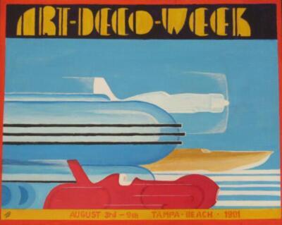 Art Deco Week