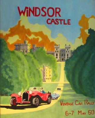 Car Rally at Windsor